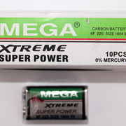 батерия Mega Xtreme Super Power  9V